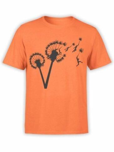 0476 Cool T-Shirts Dandelion