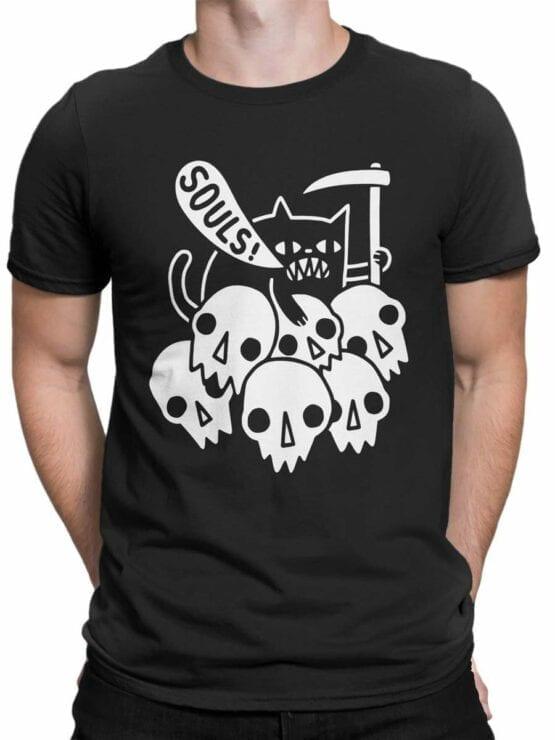 0480 Cat Shirts Souls