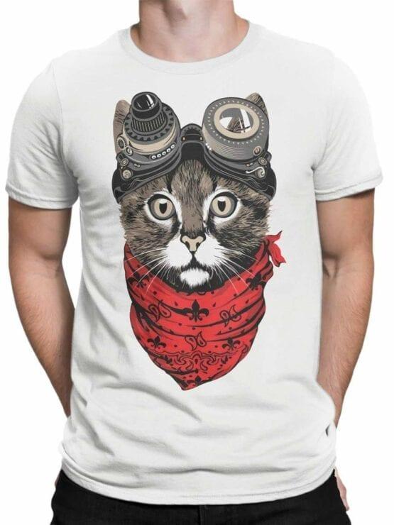 0482 Cat Shirts Engineer