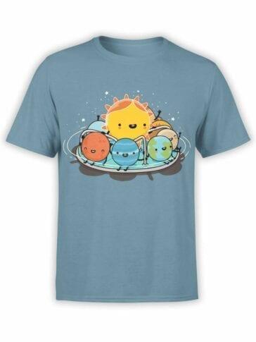0484 Cute Shirts Solar Family