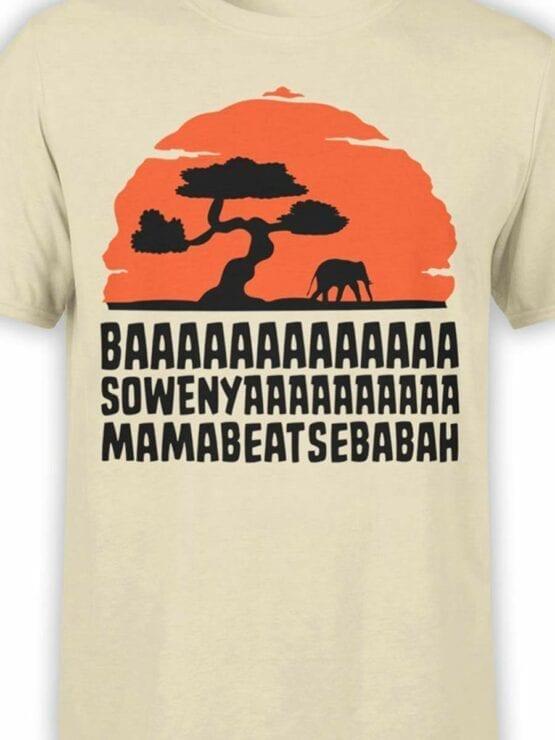 0486 Cool T-Shirts Safari