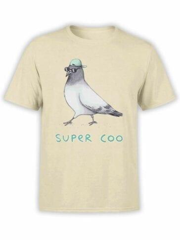 0491 Pigeon Shirt Super Coo