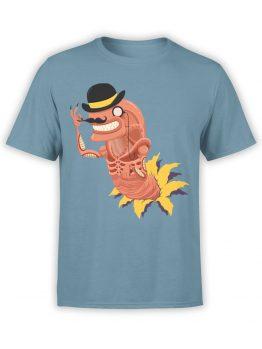 0495 Alien Shirt Chestburster