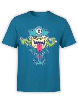 0498 Pirate Shirt Harbor