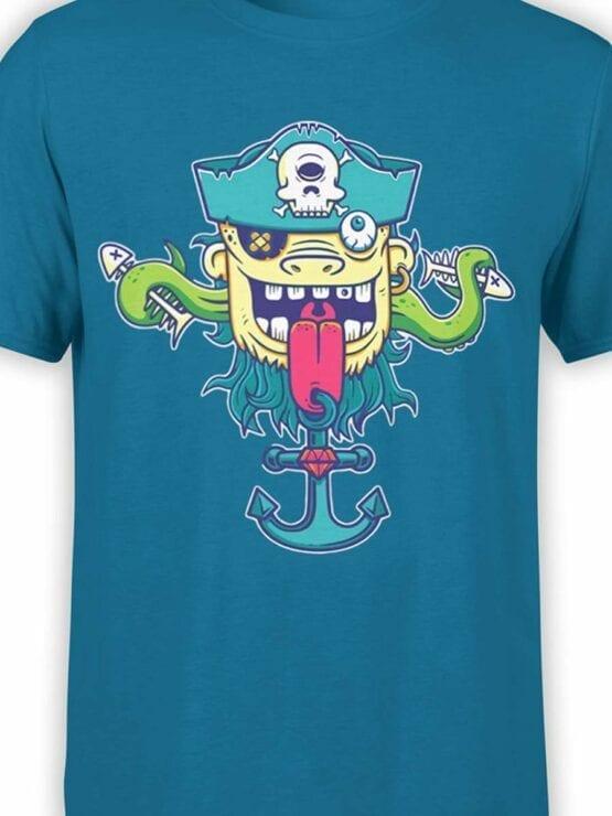 0498 Pirate Shirt Harbor