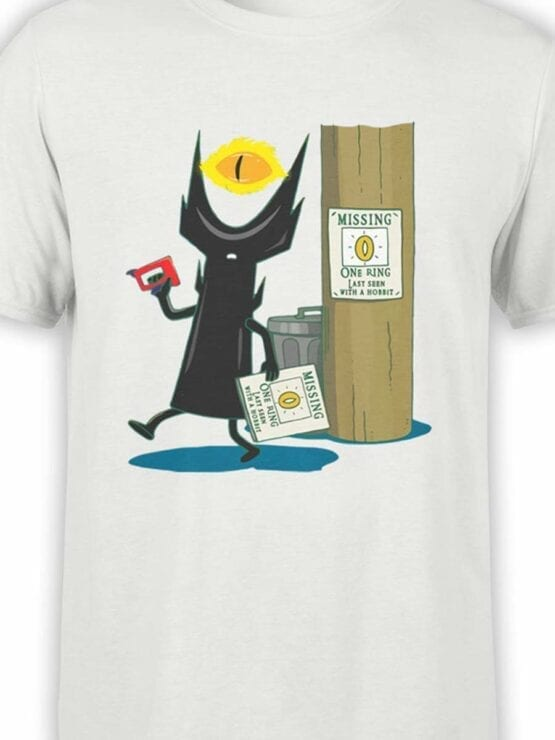0499 Lord of the rings Shirt Missing