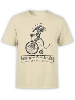 0501 Alien Shirt Xenocycle