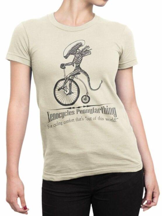 0501 Alien Shirt Xenocycle