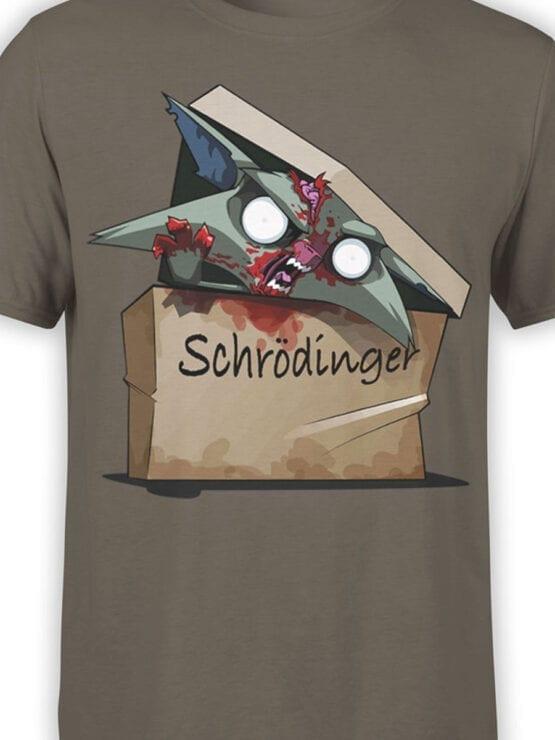 0511 Science T-Shirts Schrödinger's Cat