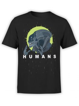 0527 Alien Shirt Humans