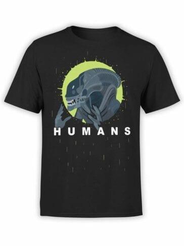 0527 Alien Shirt Humans
