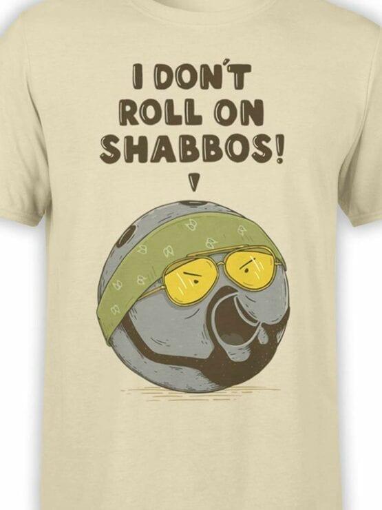 0528 Big Lebowski T-Shirt Shabbos