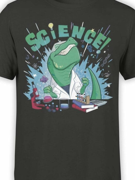 0529 Science Shirts Science T-Rex