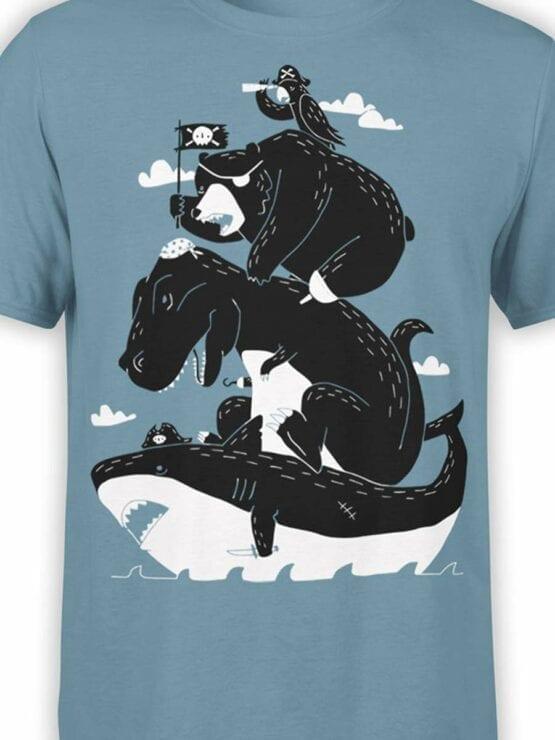 0531 Pirate Shirt Best Friends