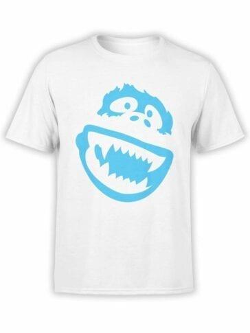 0534 Monster Shirts Smile