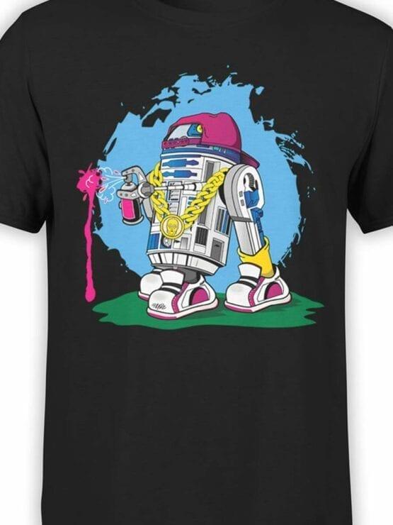 0535 Star Wars T-Shirt Cool R2-D2