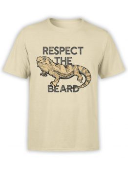 0537 Dragon Shirt Respect the Beard