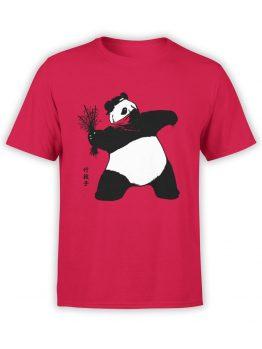 0540 Panda T-Shirt Bamboo Warrior