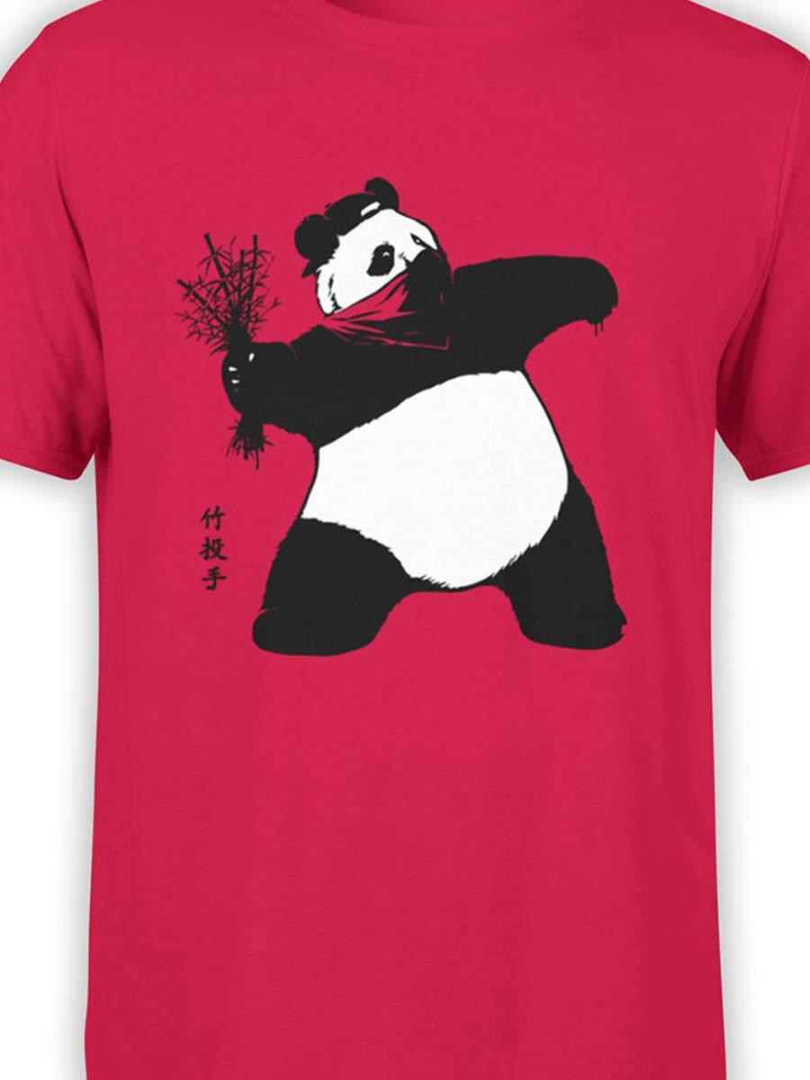 13183be9 Panda T-Shirt.