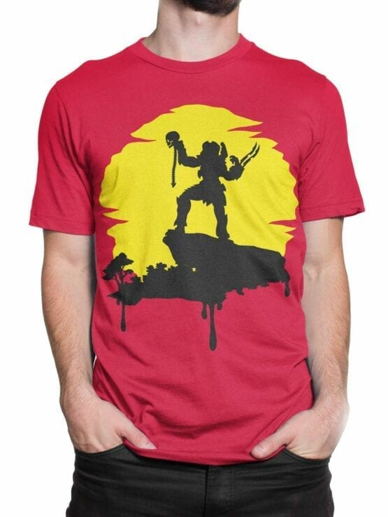 0542 Cool T-Shirts Predator
