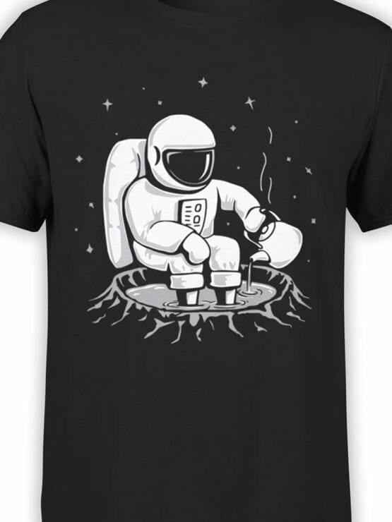 0545 NASA Shirt After Walking