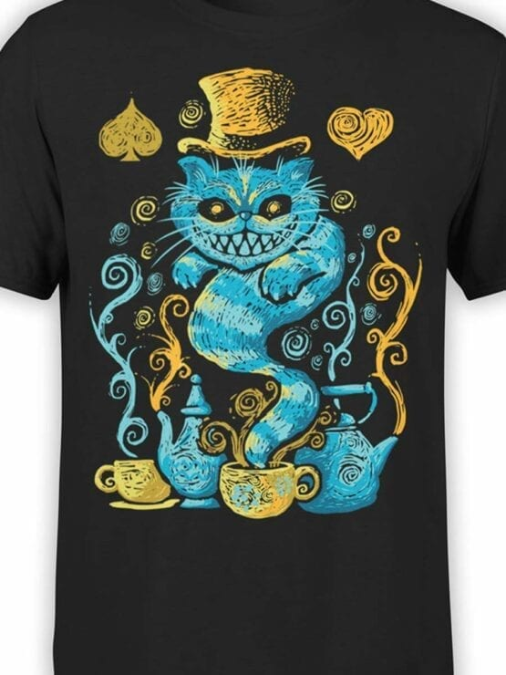 0551 Cat Shirts Mad_Front_Color