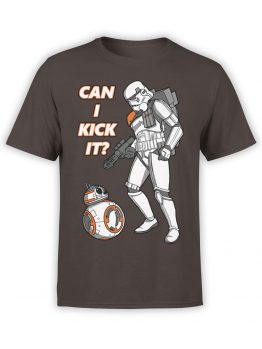 0558 Star Wars T-Shirt Kick