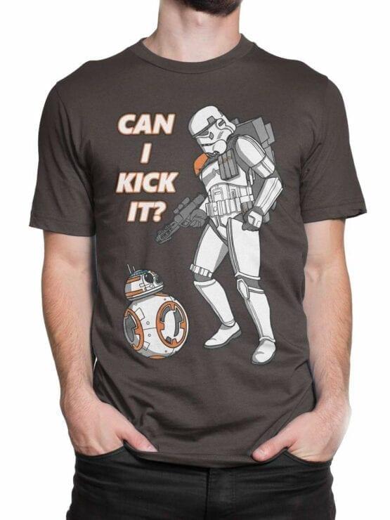 0558 Star Wars T-Shirt Kick