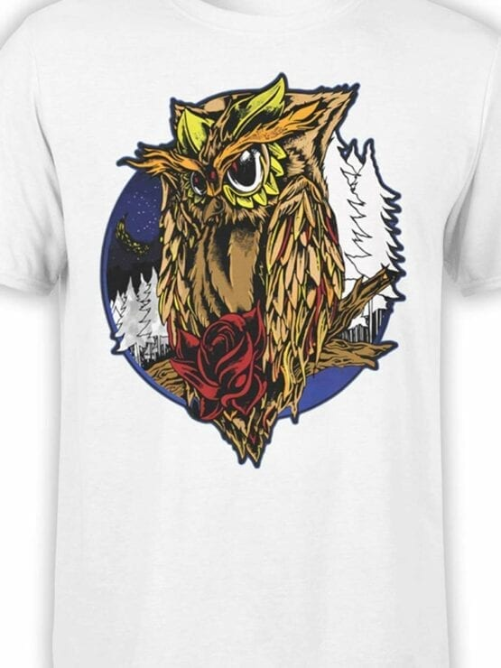 0561 Owl Shirt Night_Front_Color