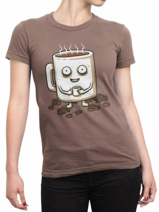 0565 Coffee Shirts Morning_Front_Woman