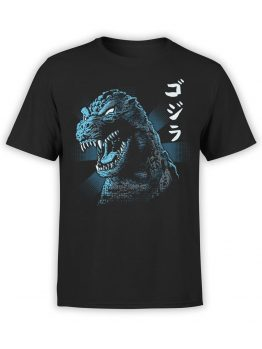 0566 Monster Shirts King of Monsters_Front