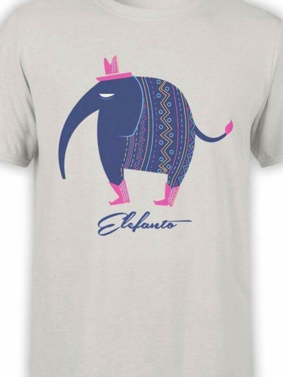 0567 Elephant Shirt Elephanto_Front_Color
