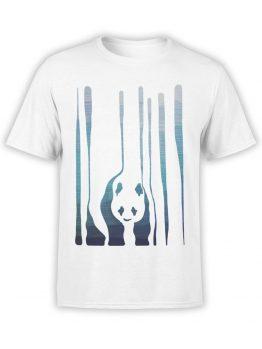 0568 Panda T-Shirt Hide_Front