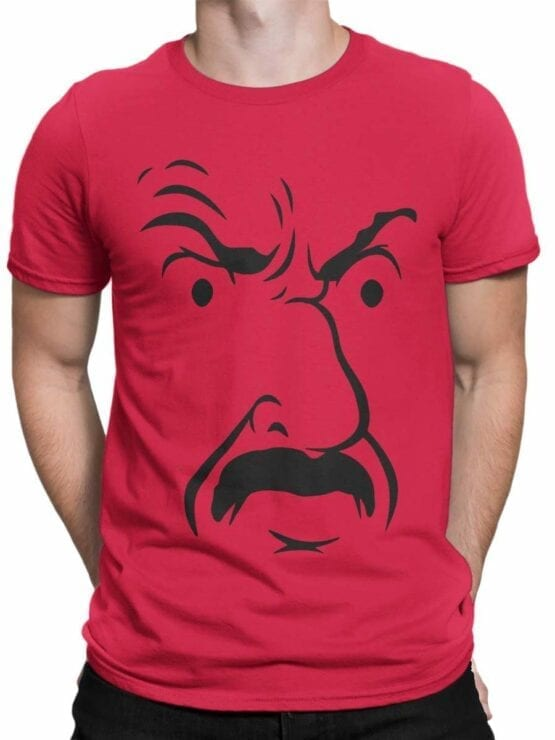 0569 Funny T-Shirts Shut Up_Front_Man