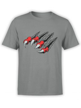 0572 Cool T-Shirts The Beast_Front Asphalt