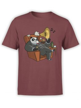 0580 Panda T-Shirt Mr Panda_Front