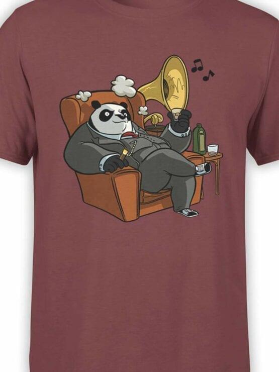 0580 Panda T-Shirt Mr Panda_Front_Color