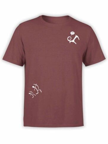 0582 Archeology Shirt Hunt_Front