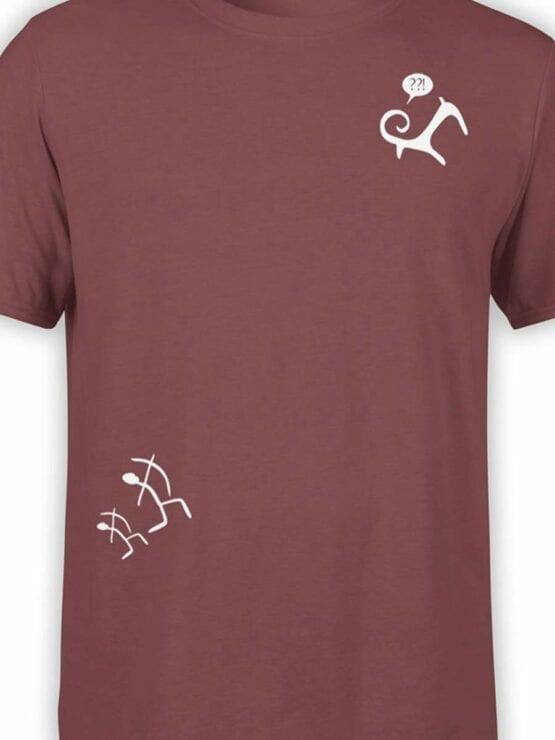 0582 Archeology Shirt Hunt_Front_Color