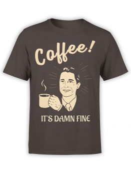 0586 Coffee Shirts Damn Fine_Front