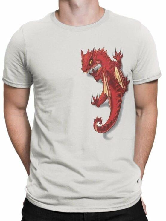 0587 Dragon Shirt Friend_Front_Man