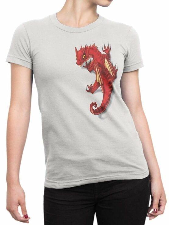 0587 Dragon Shirt Friend_Front_Woman