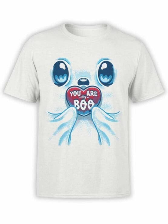 0592 Cute Shirts BOO_Front Ash