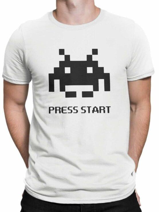 0594 Alien Shirt Press To Start_Front_Man