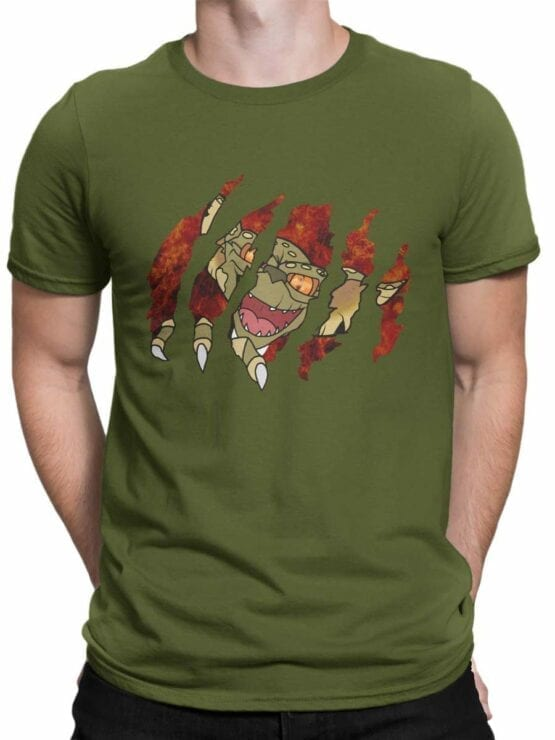 0595 Cool T-Shirts Gremlin Inside_Front_Man
