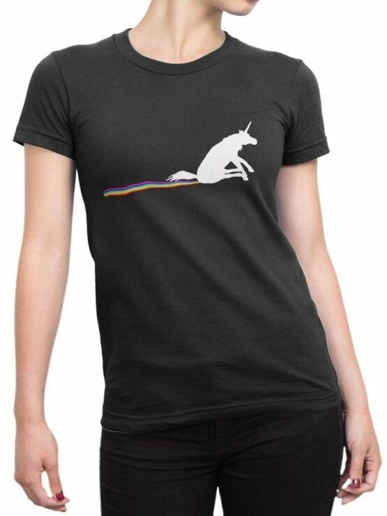 0596 Unicorn Shirt Polish_Front_Woman
