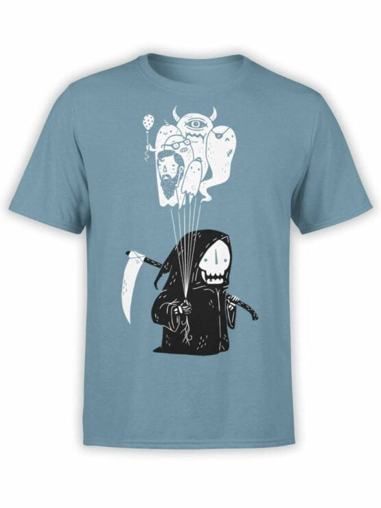0599 Skull Shirt Soul Collector_Front