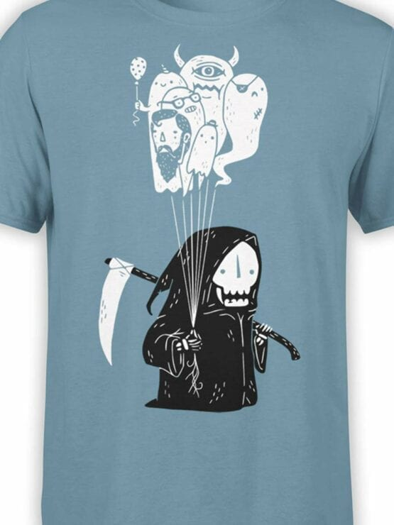 0599 Skull Shirt Soul Collector_Front_Color