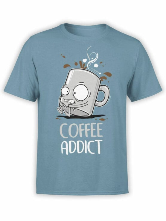0608 Coffee Shirts Addict