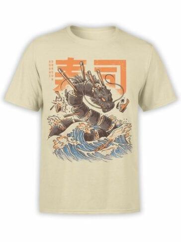 0614 Dragon Shirt Great Sushi Dragon_Front